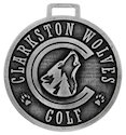 Sample Golf Bag Tag