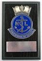 Sample Custom Plaque Emblem