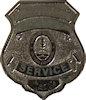 Sample Police Badge