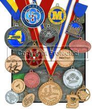 Custom Suncatcher Medallions