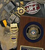 Custom Police & Military Badges & Plaques