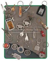 Custom Assorted Key Chains
