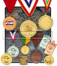 Custom Die-Struck Medallions
