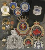 Custom Police & Military Badges & Lapel Pins