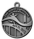 Drawing of Half Marathon Finisher medallion