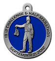 Sample Marathon Medal