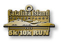 Drawing of 26.2 Participant medal