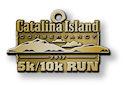 Sample Running Marathon Medallion