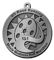 Photo of Marathon Finisher medallion