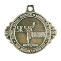 Photo of Half Marathon Finisher medallion