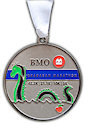 Example of 26.2 Participant medal