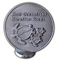 Sample Ultramarathon Medallion