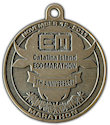 Drawing of Marathon Participant medal