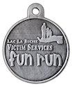 Drawing of Running Marathon Medal