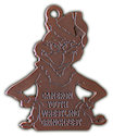 Example of Ultramarathon Participant medal