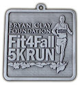 Photo of 10K Participant medal