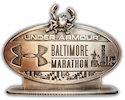 Sample Running Event Medal