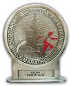 Sample Running Marathon Award