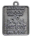 Example of 10K Medal