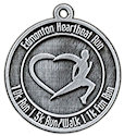 Example of Charity Event Medal