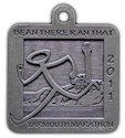 Photo of Triathlon Finisher medallion