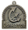 Sample Running Event Medal