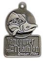 Sample 10K Finisher medallion