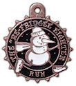 Drawing of Ultramarathon Finisher medallion
