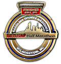 Drawing of Ironman Award