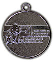Drawing of Half Marathon Participant medal