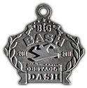 Sample 26.2 Finisher medallion