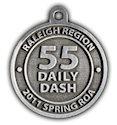 Sample Running Marathon Medal