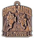 Photo of Running Event Finisher medallion