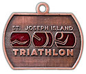 Photo of Ironman Participant medal