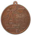 Drawing of Ultramarathon Medal