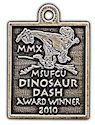 Example of Charity Event Finisher medallion