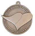 Sample Half Marathon Medal