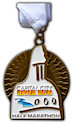 Photo of Running Marathon Finisher medallion