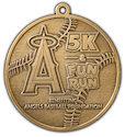 Drawing of Ultramarathon Medallion