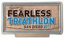 Example of Running Marathon Medallion
