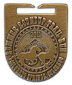 Example of Marathon Medallion