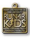 Example of Charity Event Medallion