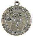 Photo of Half Marathon Participant medal