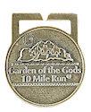 Sample Running Marathon Finisher medallion
