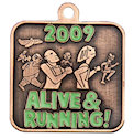 Photo of Triathlon Participant medal