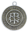 Example of Ultramarathon Medallion