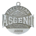 Sample Ironman Medallion