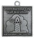Photo of Marathon Finisher medallion