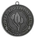 Photo of Charity Event Participant medal