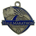 Photo of 26.2 Participant medal